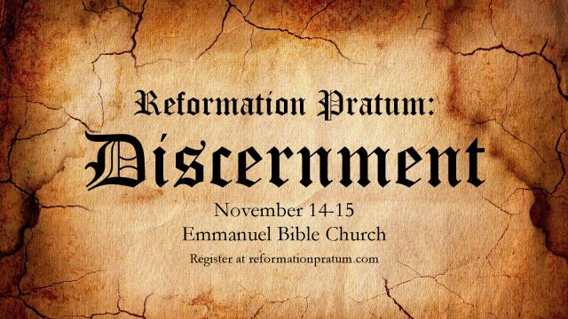 Discernment Image Dates