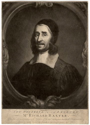 NPG D681,Richard Baxter,by; after Jonathan Spilsbury; John Riley
